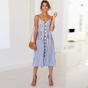 Dresses & Skirts - Classic button down summer dress